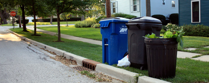 West Dundee - Trash, Yard Waste and Recycling